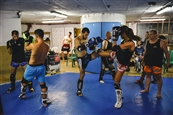 lumpinee Thai Boxing - חדר כושר